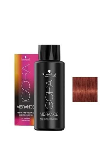 igora Igora Vibrance 7-88 Kumral Ekstra Kızıl Yarı Kalıcı Saç Boyası Renksiz